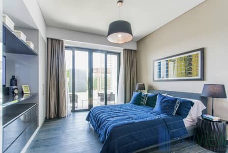 2 Bedroom Apartment for Sale in Mohammad Bin Rashid City, Dubai - Fully Furnished | Pool View | Lush Landscape
