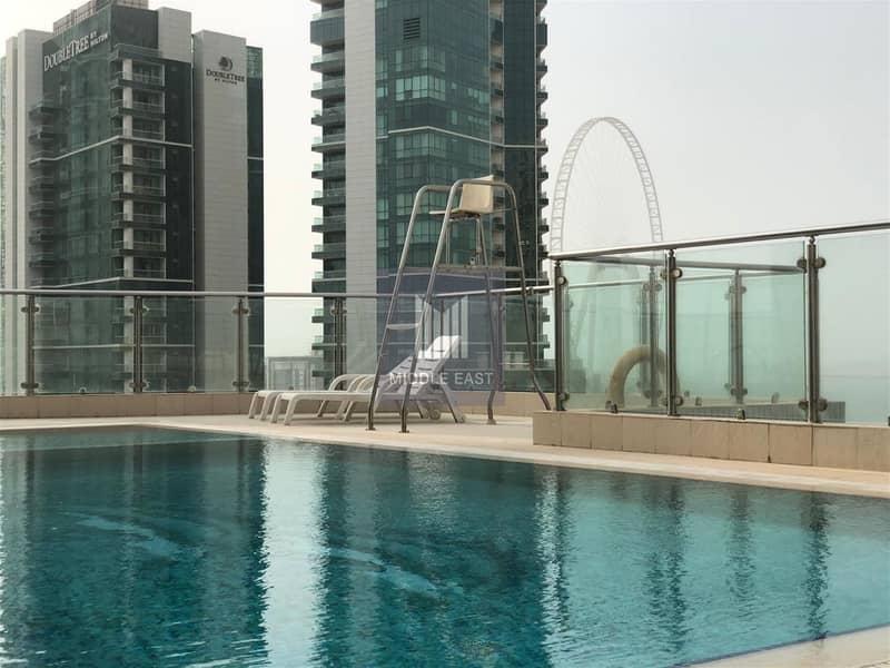2 3 Bedroom + Hall in Durrat Al Marsa in Dubai Marina