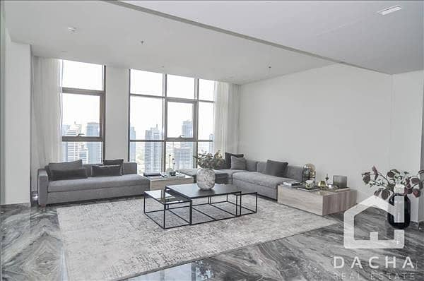Brand New Penthouse Newest Address In Luxury Waterfront Living