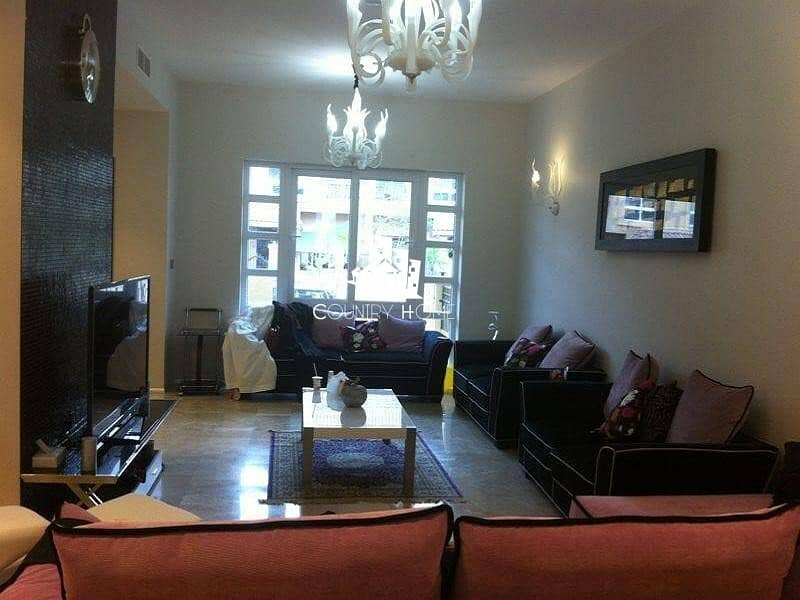 2 Fully Furnished l Vacant 4BR with Maid's