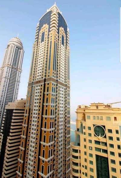 فلیٹ 1 غرفة نوم للايجار في دبي مارينا، دبي - 1 Bedroom Apartment   Unfurnished