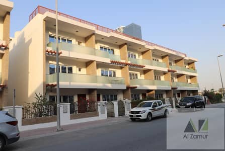 4 Bedroom Townhouse for Rent in Jumeirah Village Circle (JVC), Dubai - 4 BR + Maid Room l Town House l Near Park
