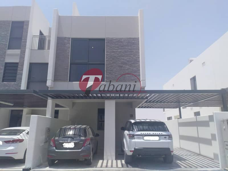 2 villa 3Br for sale or exchange with west yas villa