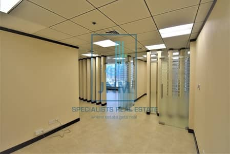 مکتب  للبيع في أبراج بحيرات جميرا، دبي - Exceptional Fitted Office | Lake View | Saba1
