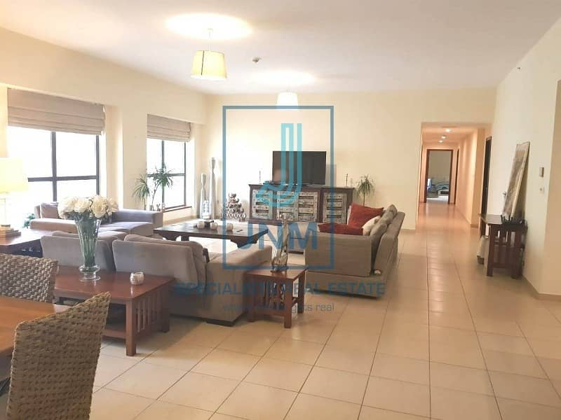 2 High floor/ Partial Sea View / 4BR+Maid for sale