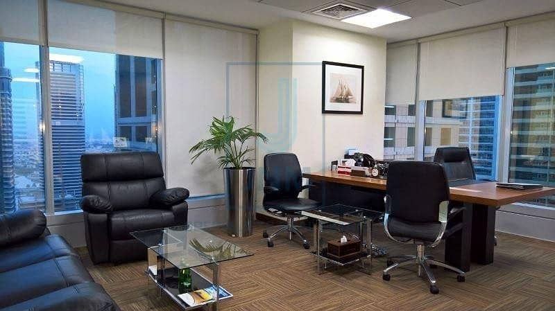 2 8% ROI for A Furnished Office In Saba1