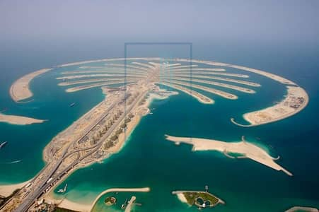 Studio for Sale in Palm Jumeirah, Dubai - Best Offer! Studio Apt. with Palm & Sea View