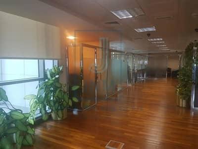 مکتب  للايجار في أبراج بحيرات جميرا، دبي - Best Price For furnished at Indigo Icon!
