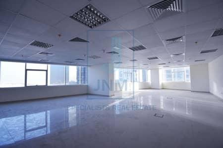مکتب  للايجار في أبراج بحيرات الجميرا، دبي - Amazing Fitted  Office Space In  HDS B.C