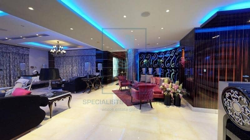 Full sea view | 4 BR Duplex Penthouse with pool