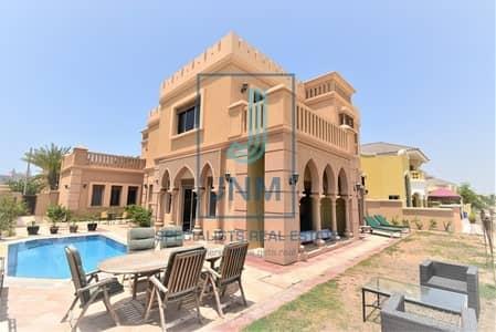 4 Bedroom Villa for Sale in Palm Jumeirah, Dubai - VIP Frond Villa in Palm Jumeirah for sale!