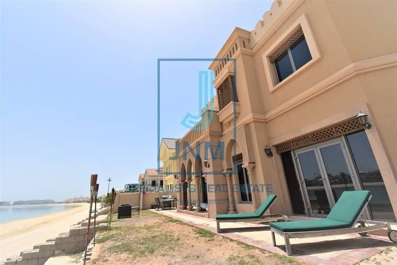 22 VIP Frond Villa in Palm Jumeirah for sale!
