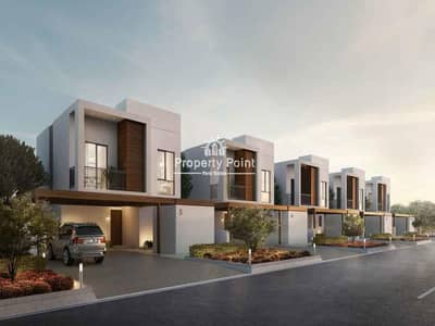 Al Ghadeer Phase 2 Townhouses & Condo Units . Off Plan. 5% Down Payment. Pay 50% Over 4 Years Post-handover