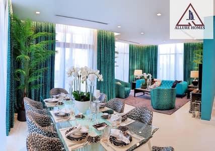 فیلا 3 غرفة نوم للبيع في أكويا أكسجين، دبي - Brand New Fashionable Villas with Interior Design by Just Cavalli!!
