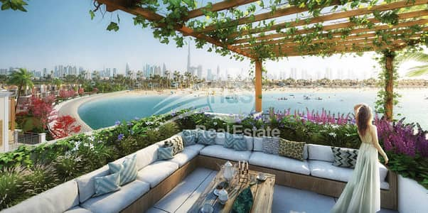 3 Bedroom Townhouse for Sale in Jumeirah, Dubai - Dubai's Newset and Best Yet Townhouses at La Mer
