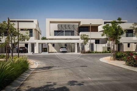 فیلا 4 غرفة نوم للبيع في جزيرة ياس، أبوظبي - 4 bedroom corner villa  with  water view