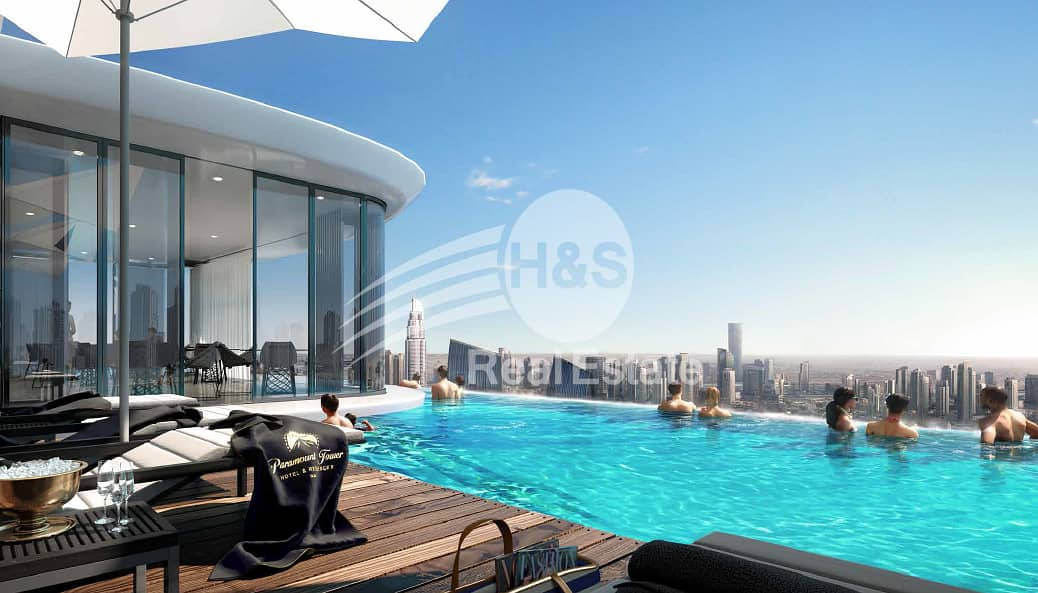 2 DAMAC Towers by Paramount Hotels & Resorts