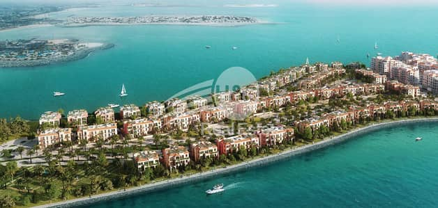 4 Bedroom Villa for Sale in Jumeirah, Dubai - Sur La Mer | Beach Villas by Meraas in Jumeirah