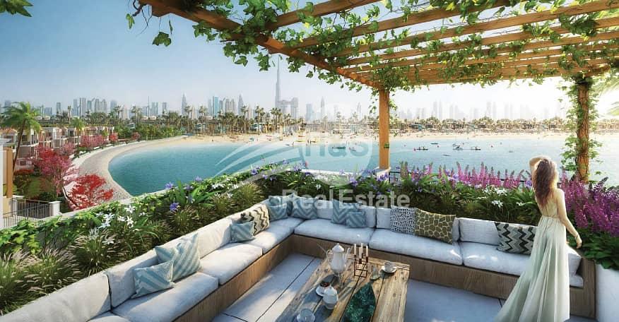Last Chance Jumeirah Beach Villas Sur La Mer by Meraas
