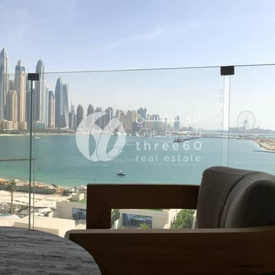2 BR Five Palm |Stunning Marina View| High Floor