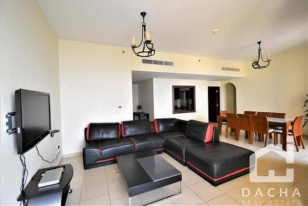 2 Panoramic Sea View / Fully furnished / Rimal