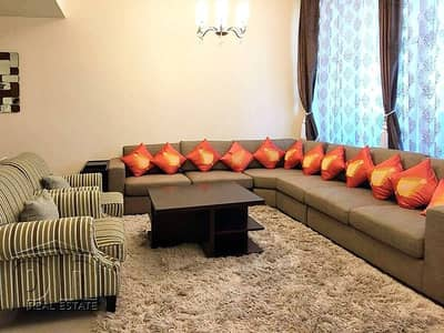 2 Bedroom Apartment for Rent in Dubai Marina, Dubai - Fully Furnished / Large Layout 1600sqft / 2 Bedrooms