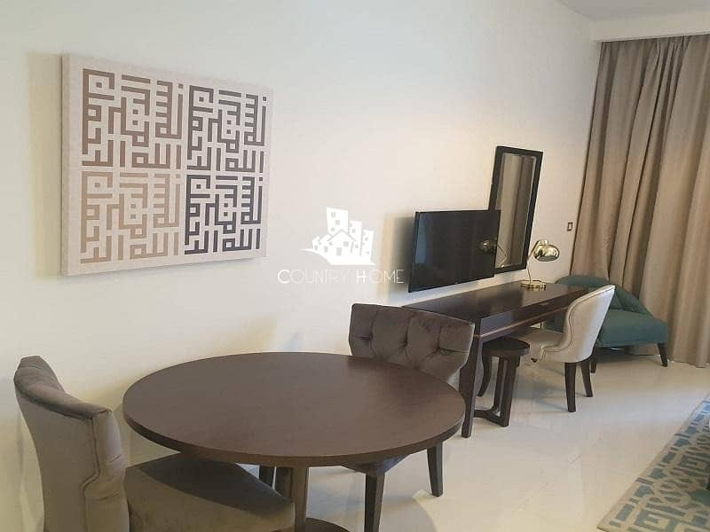 2 Stylishly Furnished 1BR l Ready To Move-In