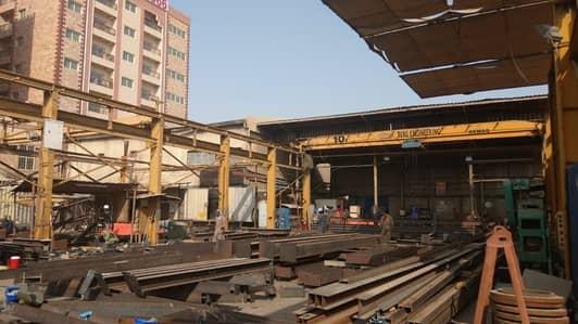 Shop for Sale in Industrial Area, Sharjah - Shops and sheds for sale in industrial area no 1