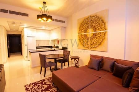 fully furnished |brand new building | Ghalia