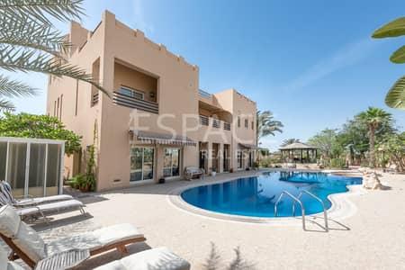 فیلا 6 غرفة نوم للايجار في المرابع العربية، دبي - Stunning 6 Bedroom with Private Pool