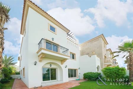 4 Bedroom Townhouse for Sale in Jumeirah Golf Estate, Dubai - New Listing | 4 Bed | Backing Golf Course
