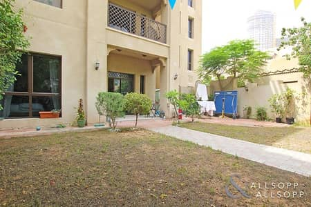فلیٹ 1 غرفة نوم للبيع في المدينة القديمة، دبي - Zaafaran 2   EXCLUSIVE   One Bed   Garden