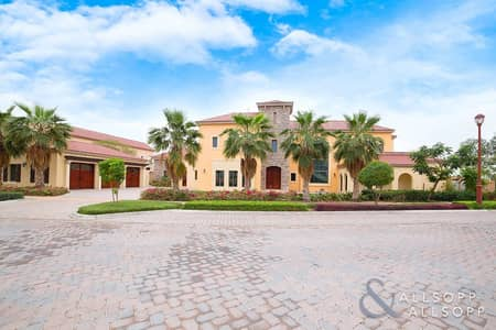 4 Bedroom Villa for Sale in Jumeirah Golf Estate, Dubai - 4 Year Payment Plan | No Commission | No DLD