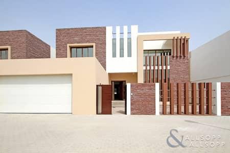 فیلا 5 غرف نوم للبيع في جميرا بارك، دبي - Five Bedrooms | Upgraded | Brand New Build