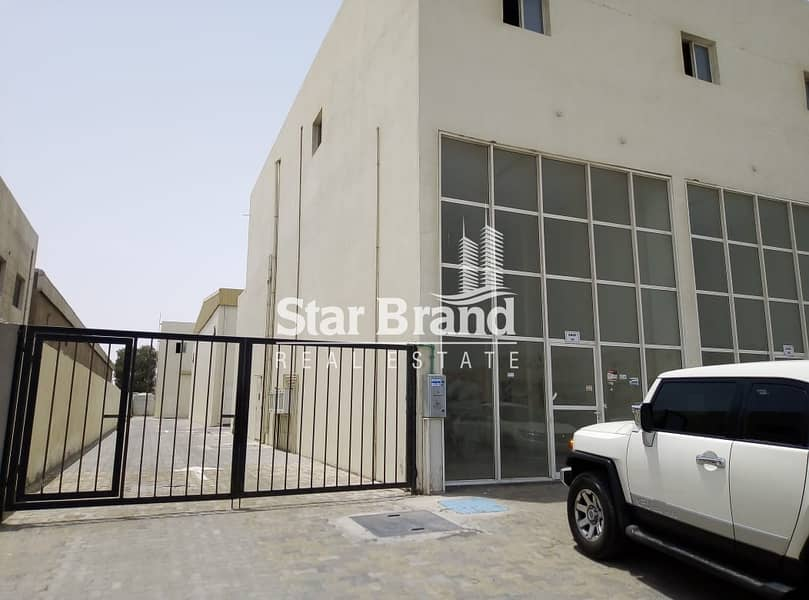 11 BRAND NEW LABOUR CAMP FOR RENT IN MUSSAFAH