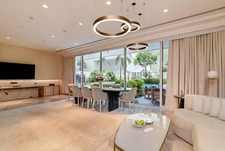 شقة 4 غرفة نوم للبيع في نخلة جميرا، دبي - Exclusive|Luxurious Life Style| Furnished