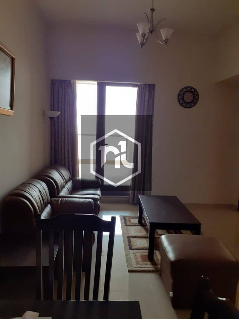 65 FULLY FURNISHED | 1 BR | BALCONY AND PARKING | ELITE 10 | SPORTS CITY