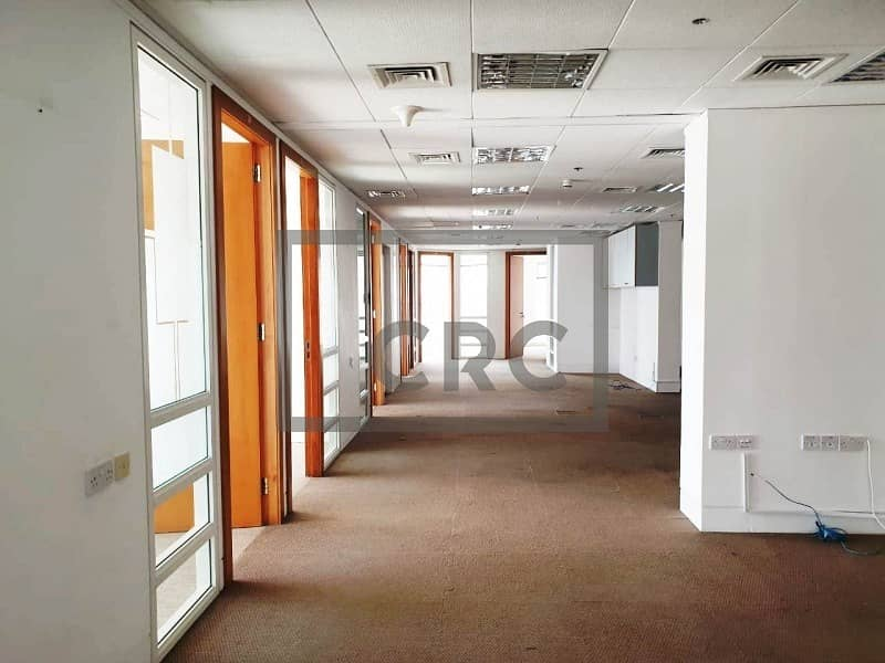 Fitted | Full Floor | Sheikh Zayed Road | Office | Bayut com