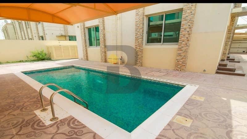 Lavish Independent Villa   Garden and Pool