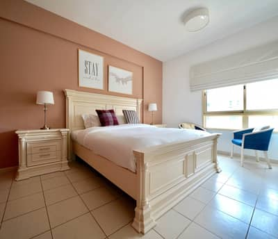 1 Bedroom Apartment for Rent in The Greens, Dubai - 5 mins to Dubai Marina and JLT!