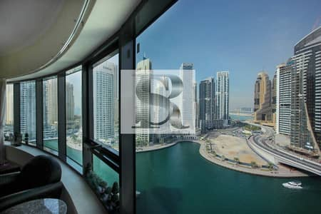 Luxurious Apartment with FULL Marina View for SALE
