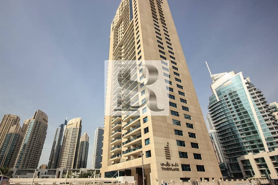 2 Luxurious Apartment with FULL Marina View for SALE
