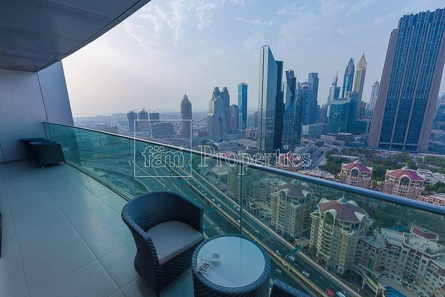 10 Large 2Bed | Mid Floor | Burj Khalifa View