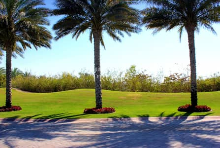 Plot for Sale in Saadiyat Island, Abu Dhabi - Your own peace of paradise awaits you| Good ROI