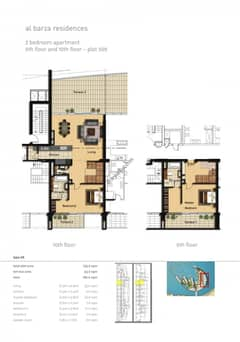2-Bedroom-Apartment-Plot-909-Type-2K