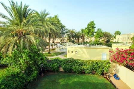 فیلا 3 غرفة نوم للبيع في الينابيع، دبي - Rare Type 2E | Pool And Park View | Owner Occupied