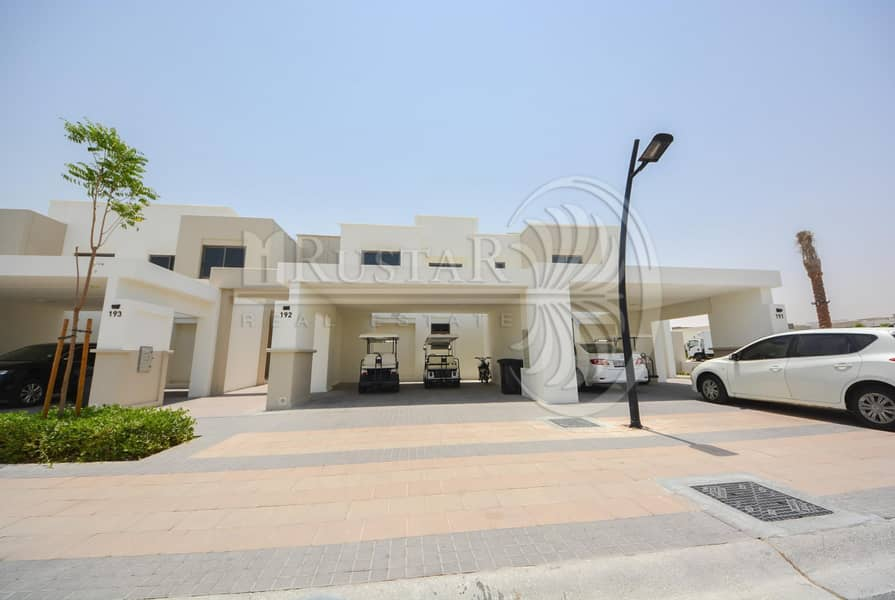 10 3 beds - type 2 - mid unit at Noor Townhouses