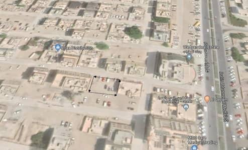 Plot for Sale in Al Musalla, Sharjah - Commercial building plot for sale in al musalla