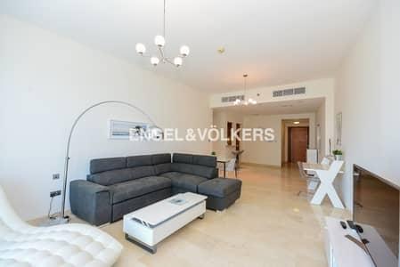 شقة 2 غرفة نوم للبيع في دبي مارينا، دبي - Vacant | Maids Room |High Floor|Great Views