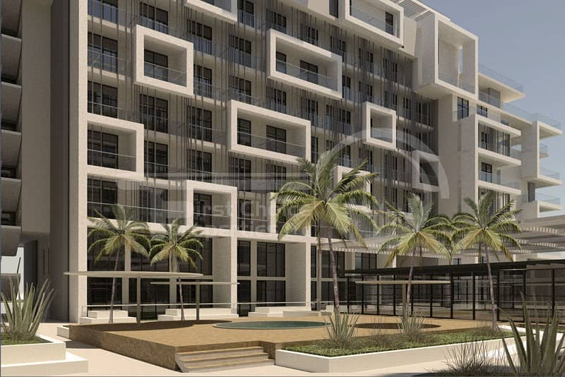 2 Skyhomes in Masdar City.Great Investment!!
